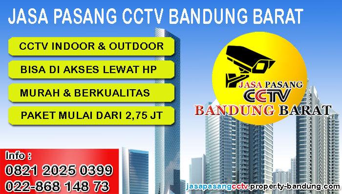 Jasa Pasang CCTV Bandung Barat