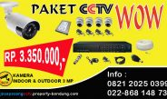 Paket CCTV WOW Bandung Barat