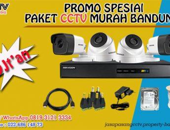 Promo Spesial Paket CCTV Murah Bandung